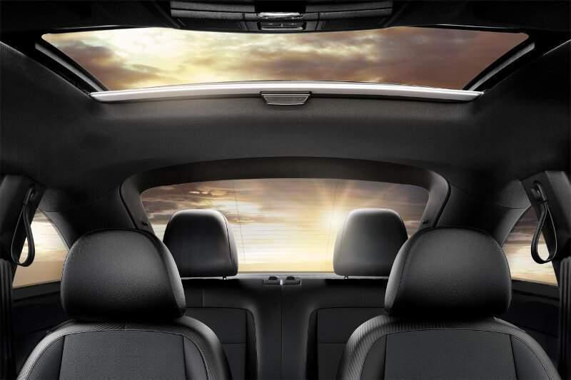 2018 VW Beetle Interior Cabin