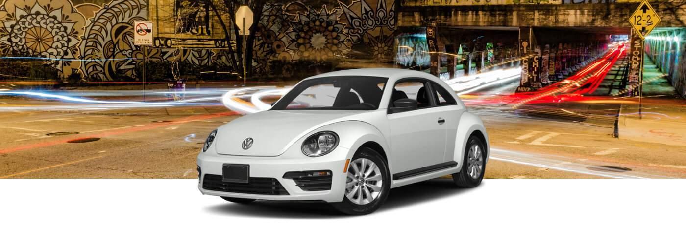 2018 VW Beetle banner
