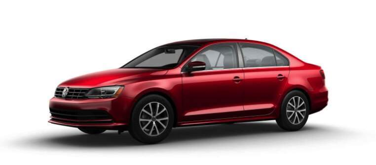 2018 Volkswagen Jetta SE