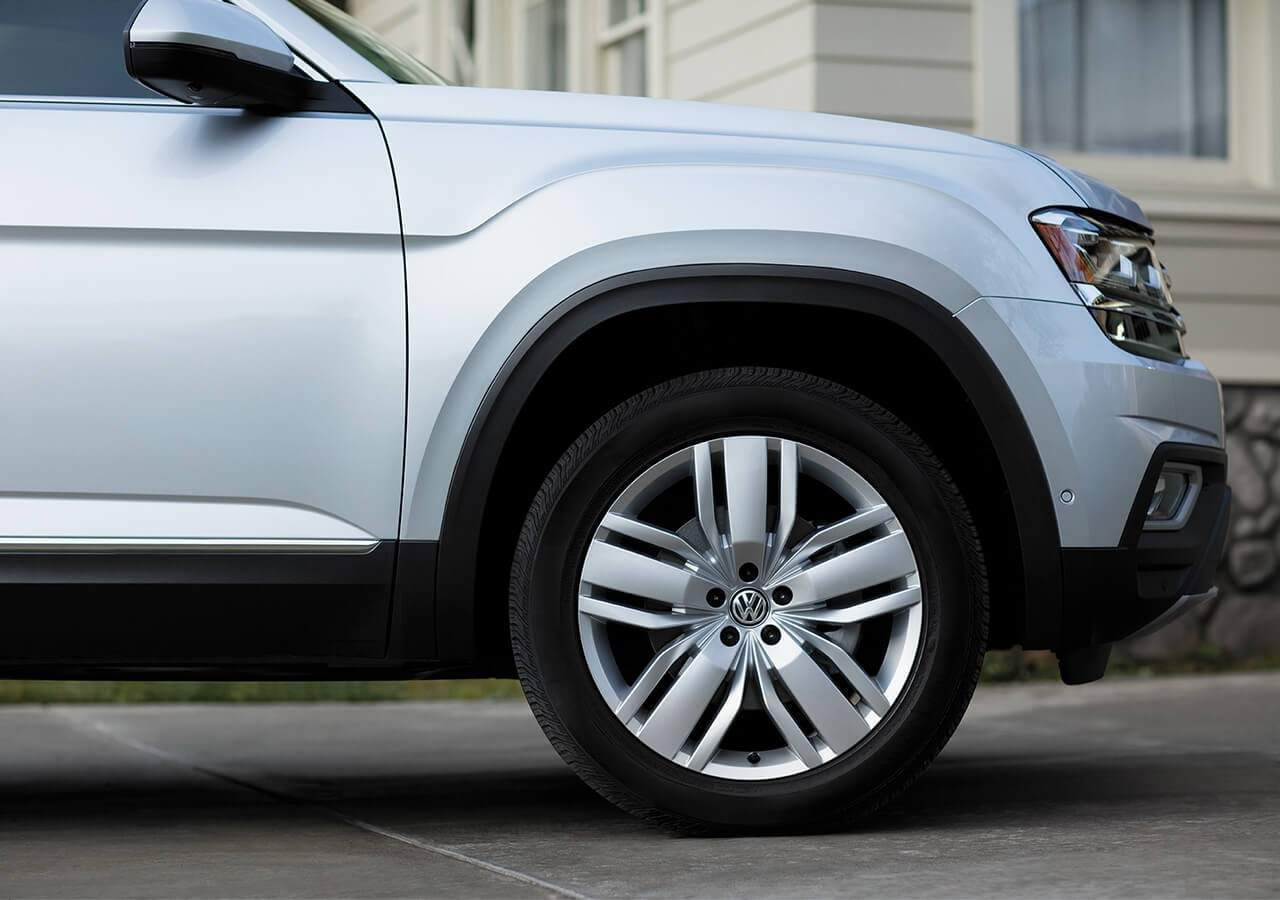 2018 Volkswagen Atlas Trim Levels And Trim Differences