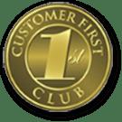 customer first logo