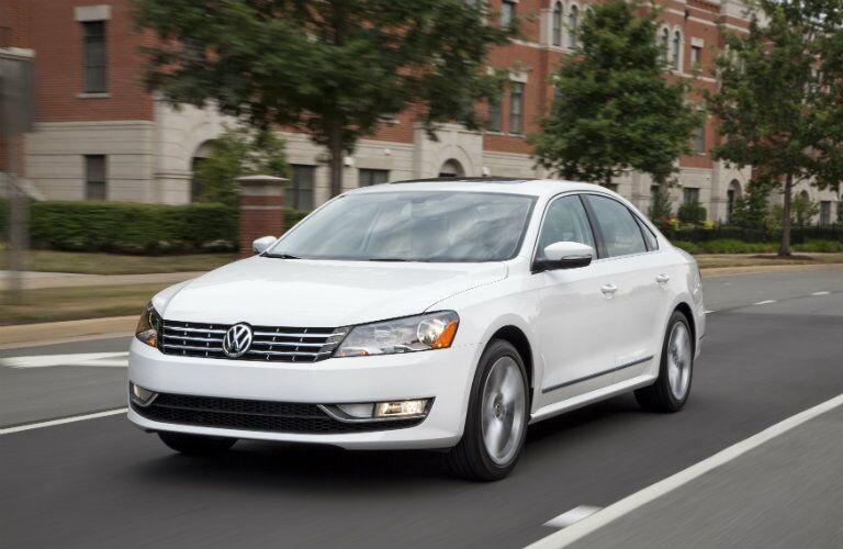 pre-owned Volkswagen Passat style