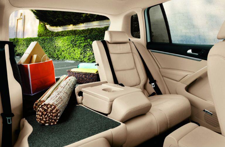 certified pre-owned Volkswagen Tiguan versatility capability