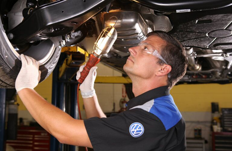 volkswagen 112-point inspection certified vehicles