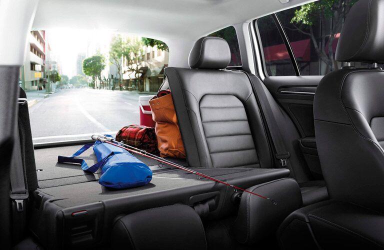 2016 Volkswagen Golf SportWagen Interior