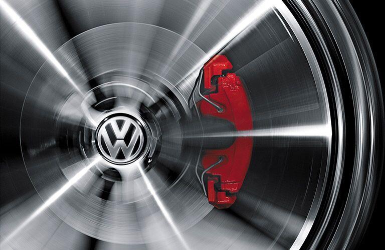 2016 Volkswagen Beetle R-Line Disc Brakes