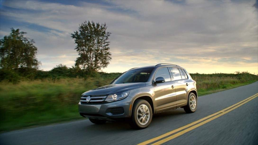 2017 Volkswagon Tiguan Limited