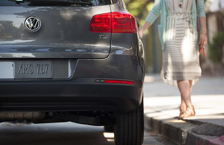 2017 Volkswagen Tiguan Morris County NJ Taillights