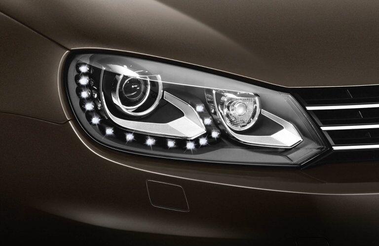 2015 Volkswagen Eos Morris County NJ headlights add flare