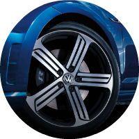 2016 Volkswagen Golf R Wheels