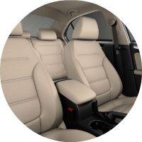 2016 Volkswagen Jetta Hybrid Seating