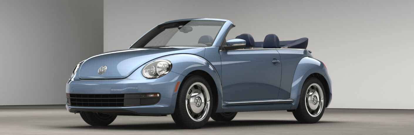 2016 Volkswagen Beetle Convertible Denim Santa Monica CA