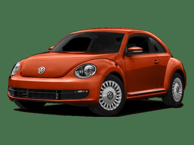 2016 Volkswagen Beetle R-Line SEL: