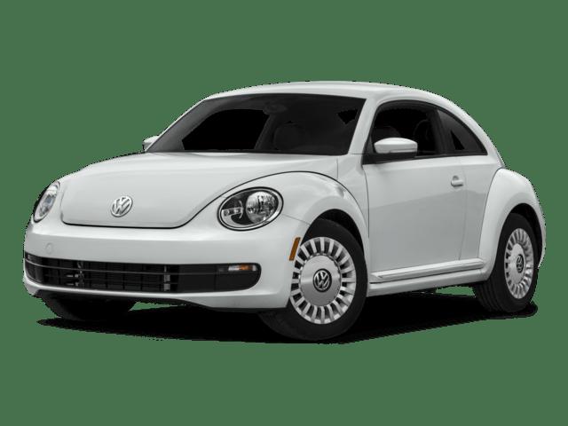 2016 Volkswagen Beetle S: