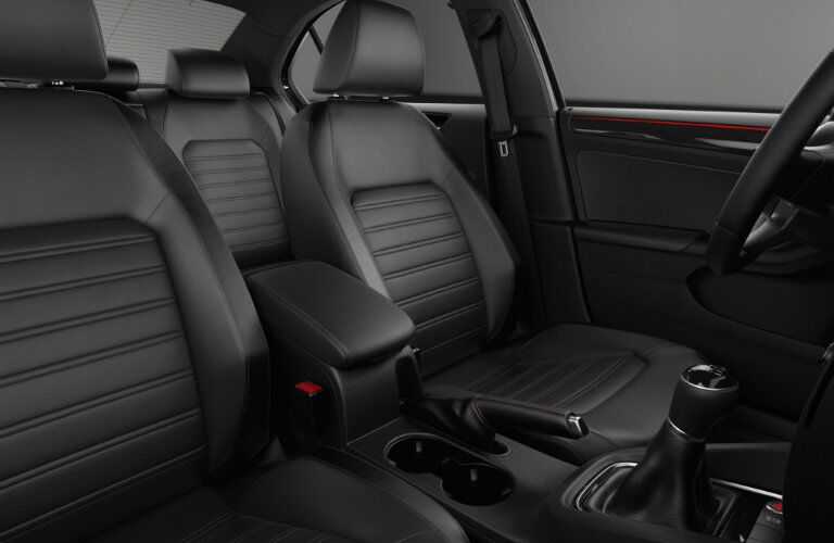 2016 vw jetta gli with v-tex leatherette seats