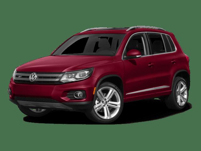 2016 Volkswagen Tiguan R-Line: