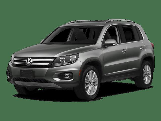 2016 Volkswagen Tiguan SEL:
