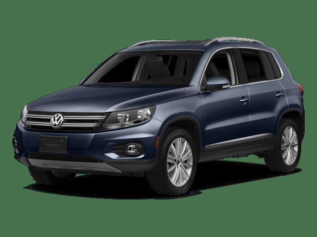 2016 Volkswagen Tiguan SE: