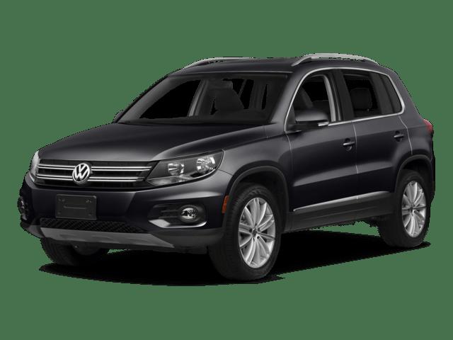 2016 Volkswagen Tiguan S:
