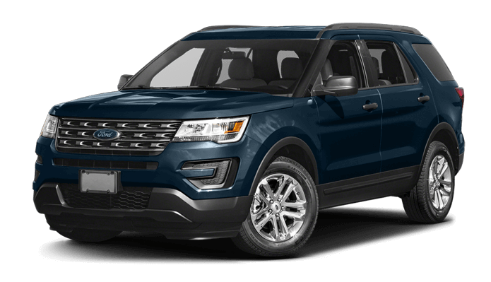 Volkswagen Atlas Vs Ford Explorer Vw Santa Monica