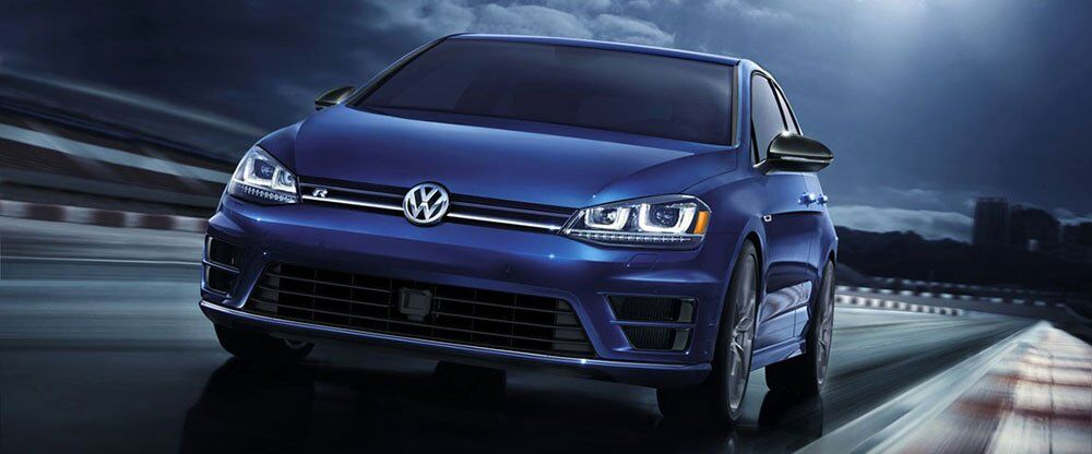 2017 VW Golf R header
