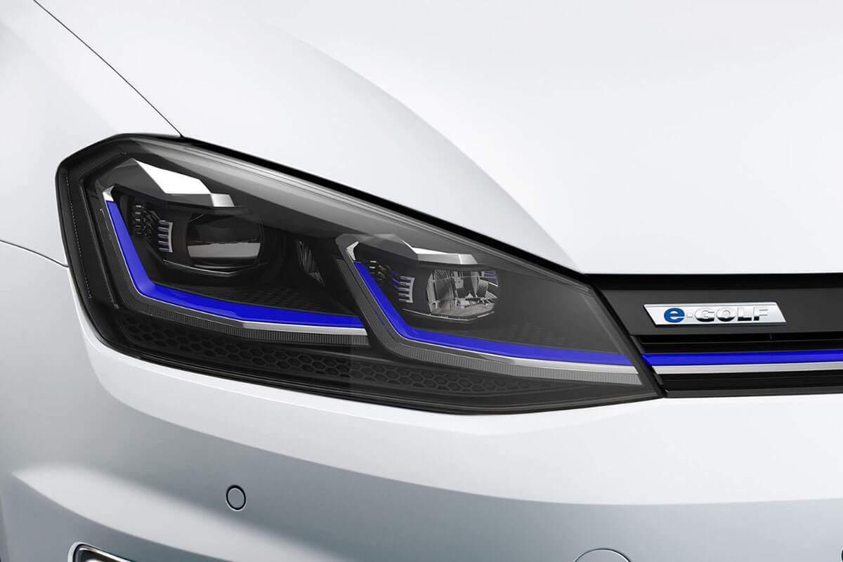 2017 Volkswagen e-Golf