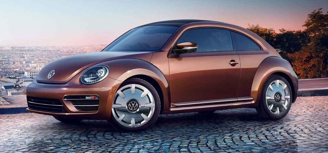 Sporty And Spunky The 2017 Volkswagen Beetle Trims Are Unique