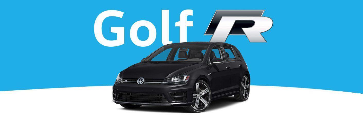 2017 Volkswagen Golf R Santa Monica CA