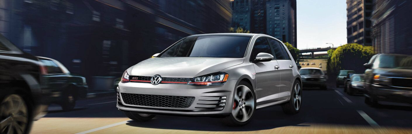 2017 Volkswagen Golf GTI Santa Monica CA