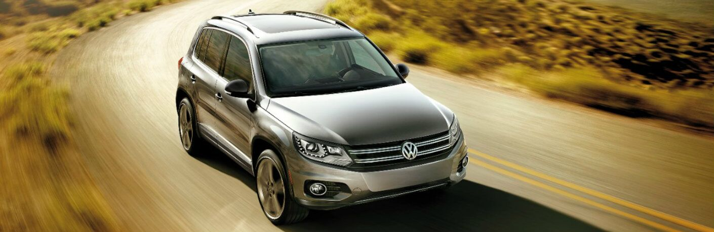 2017 Volkswagen Tiguan Santa Monica CA