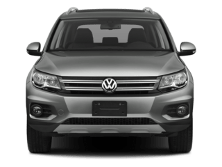 2017 Volkswagen Tiguan Base Model