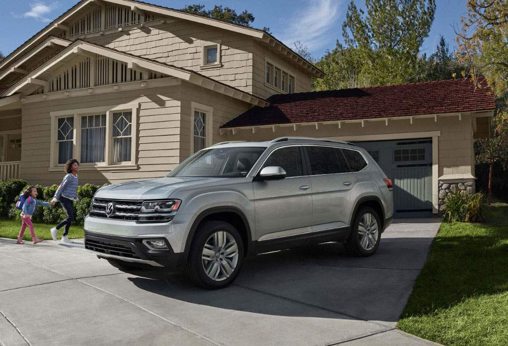 VW Atlas Towing Capacity >> 2018 Vw Atlas Towing Specs Volkswagen Santa Monica