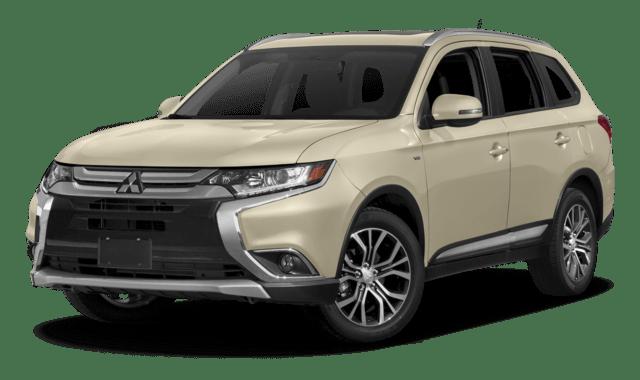 2018 Mitsubishi Outlander main image