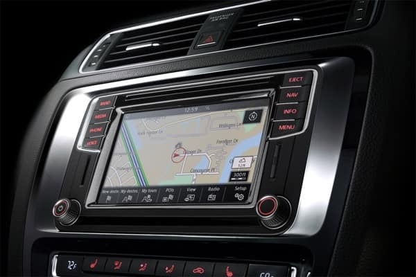 Volkswagen Navigation Feature