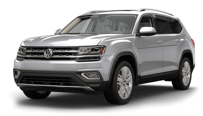 Volkswagen Atlas Vs Ford Explorer Vw Santa Monica