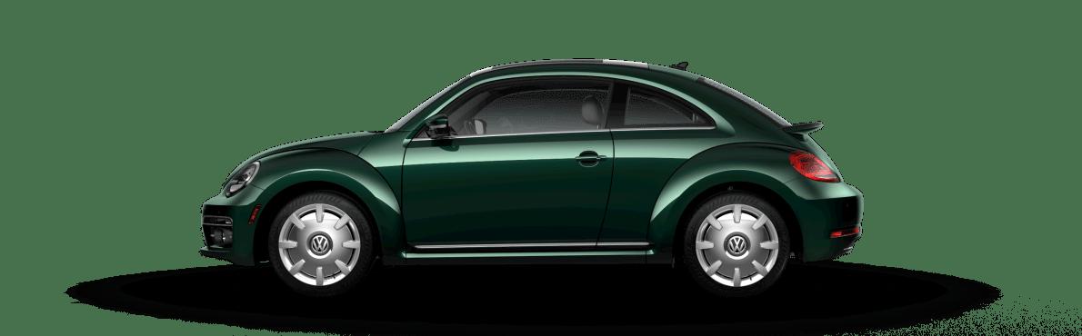 2018 Volkswagen Beetle Bootle Green