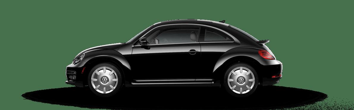 2018 Volkswagen Beetle Deep Black Pearl