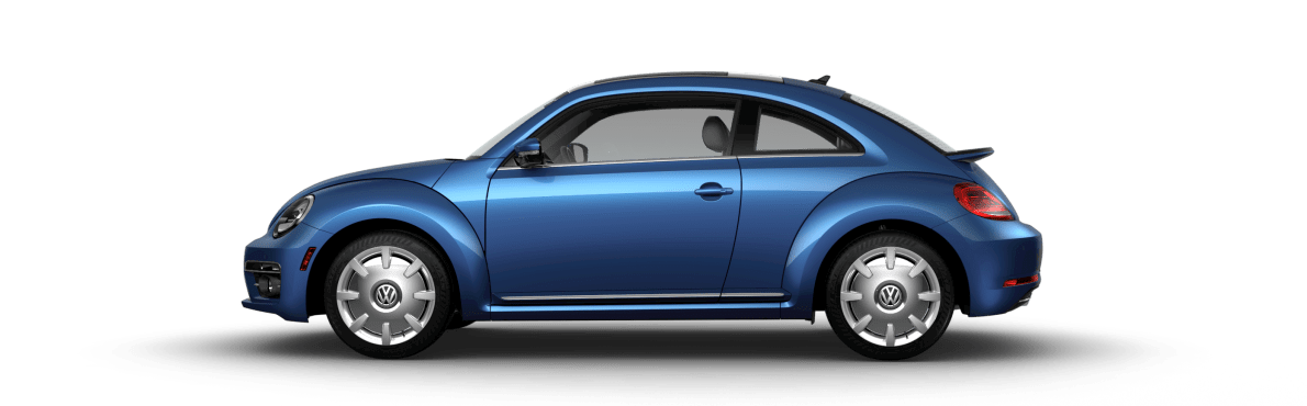 2018 Volkswagen Beetle Silk Blue