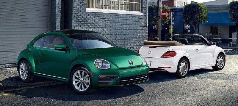 2018 Volkswagen Beetle Banner