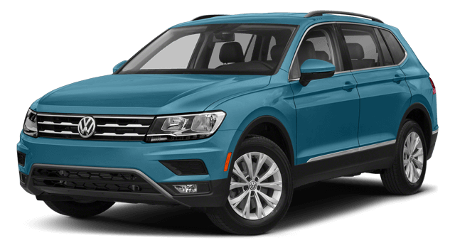 2018 Volkswagen Tiguan Vs 2017 Hyundai Tucson Santa Monica