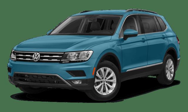2018 Volkswagen Tiguan main image