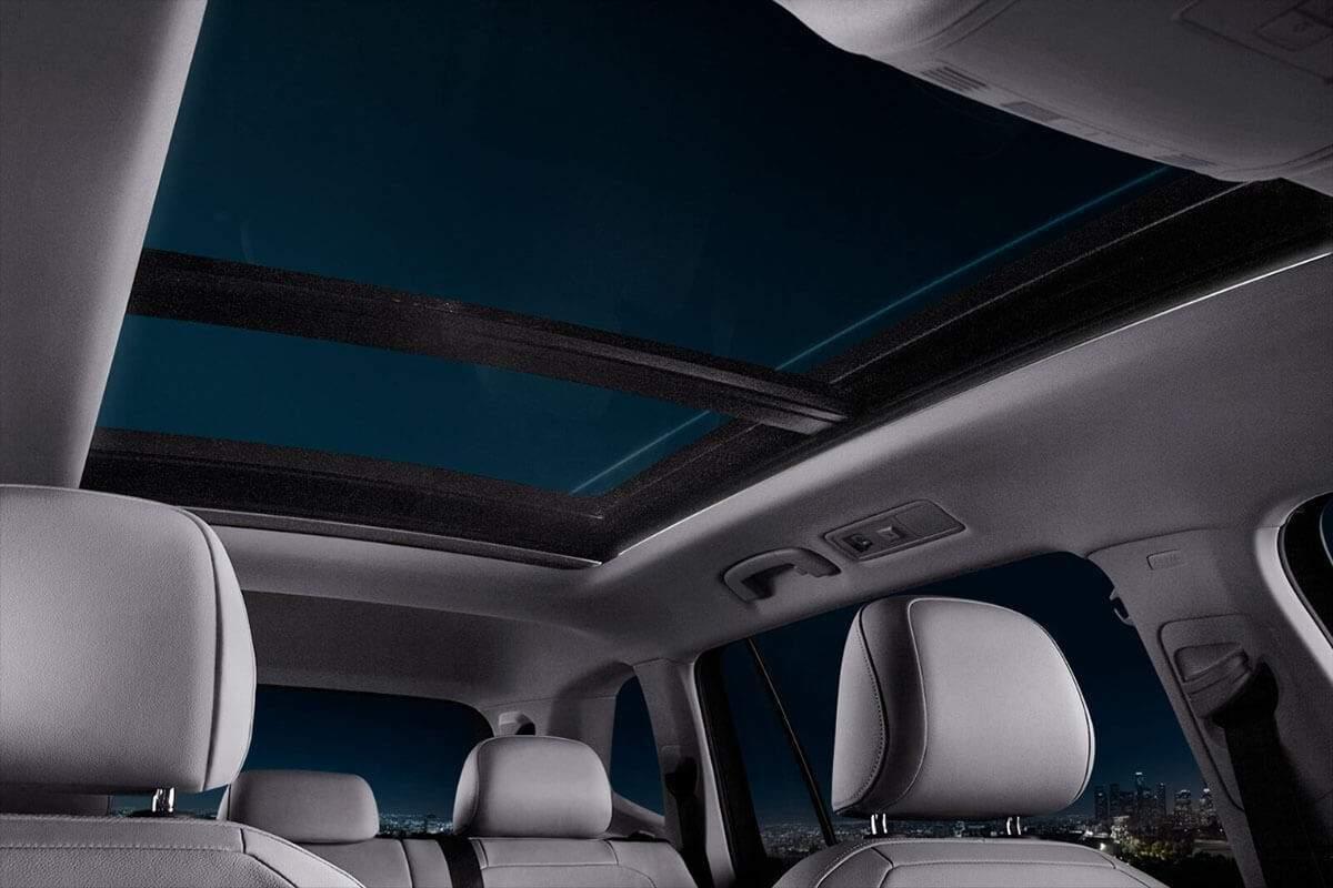 2018 Volkswagen Tiguan comfort features