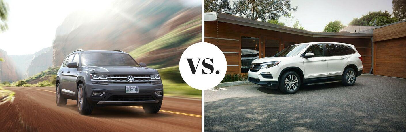 Image result for honda pilot lx vs ex new honda release for Honda pilot vs vw atlas