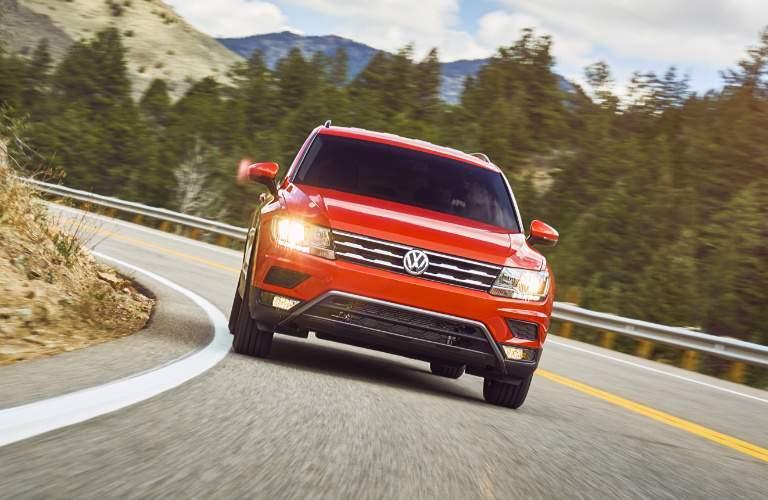 2018 Volkswagen Tiguan Pacific Palisades CA Performance