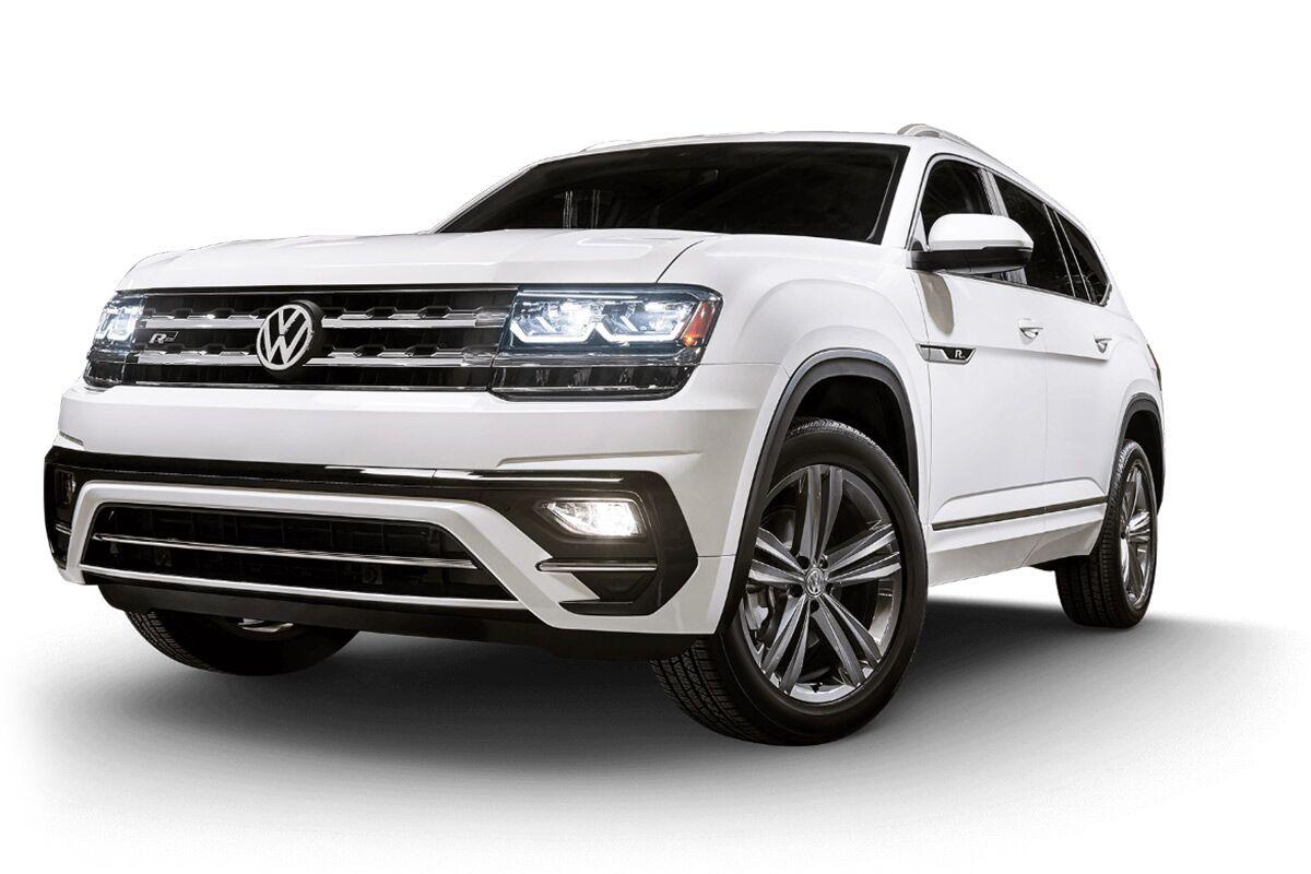 2019 Volkswagen Atlas R-line