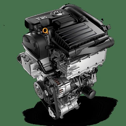 2019 Volkswagen Golf Engine