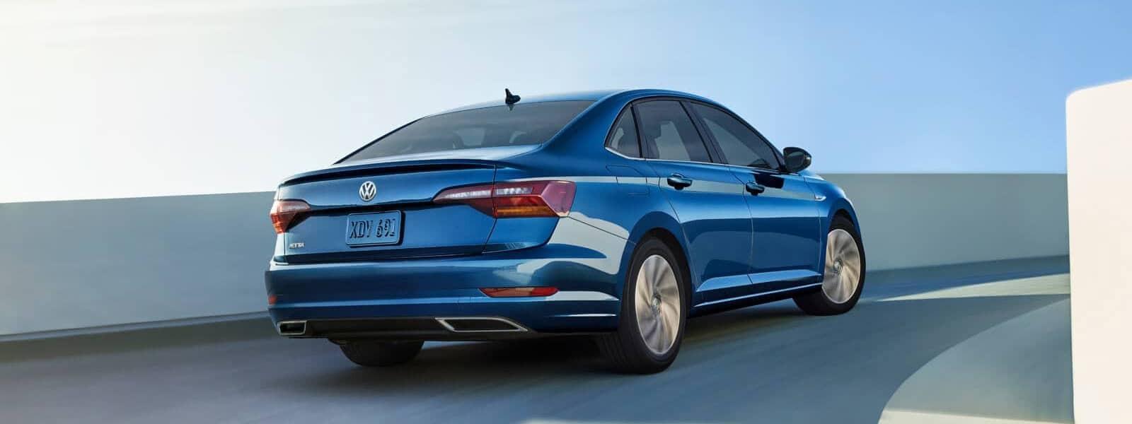 2019 Volkswagen Jetta fuel economy