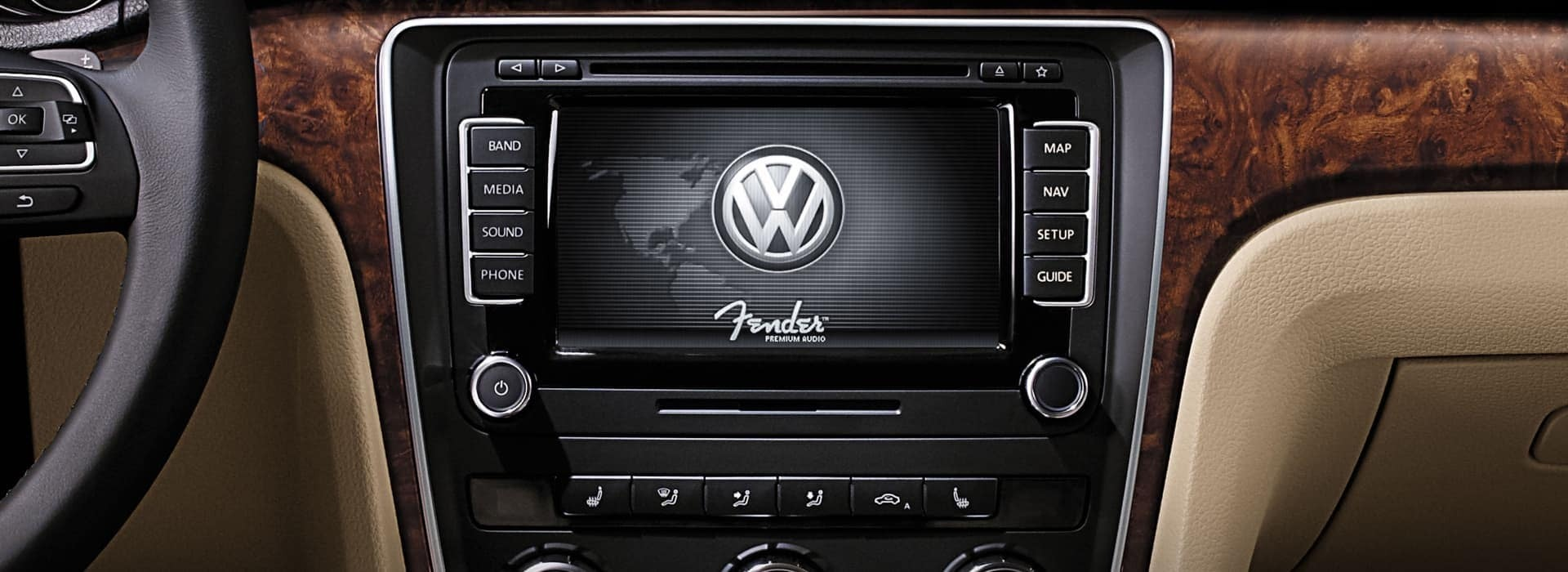Volkswagen Fender Premium Feature