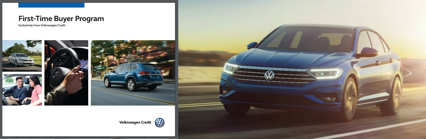 First-Time Buyer Program Title, VW Jetta, and Other Volkswagen Vehicles