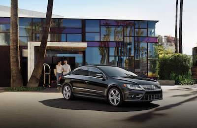 2016 Volkswagen CC in Black